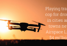 Drones employed as traffic cop I iTMunch
