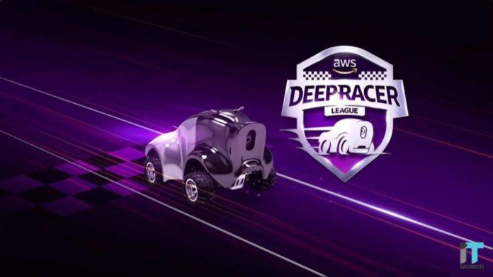 DeepRacer by AWS| iTMunch