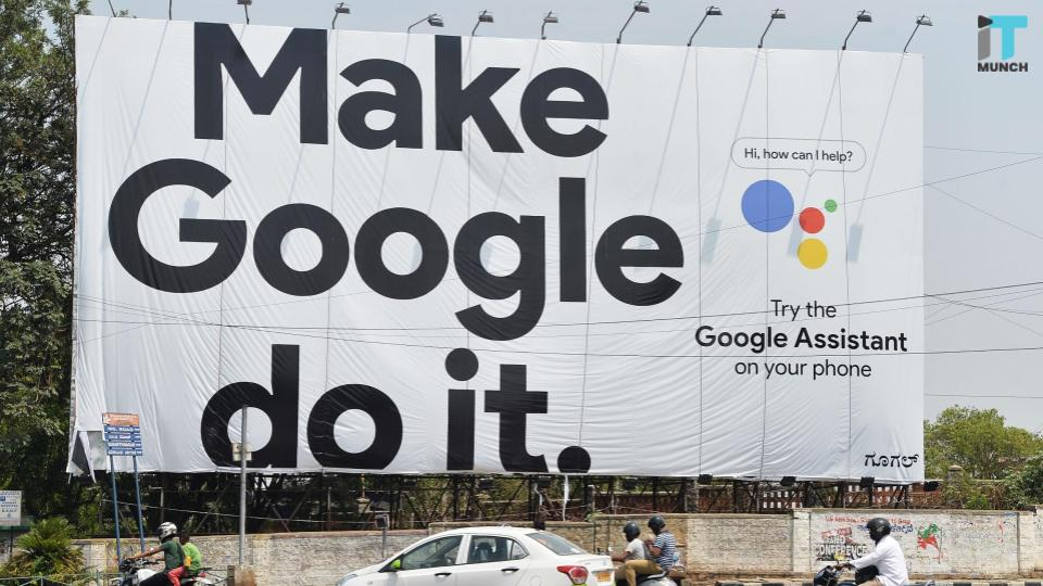 Make google do it | iTMunch