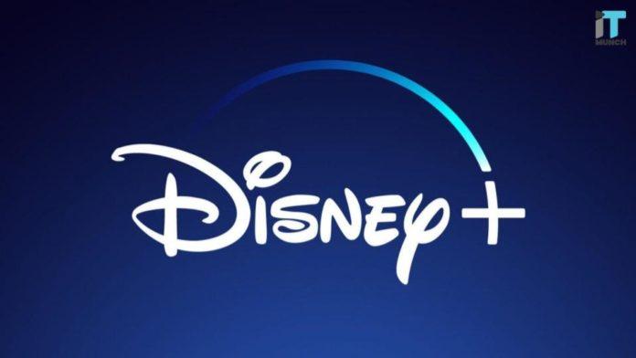 Disnep+ logo | iTMunch