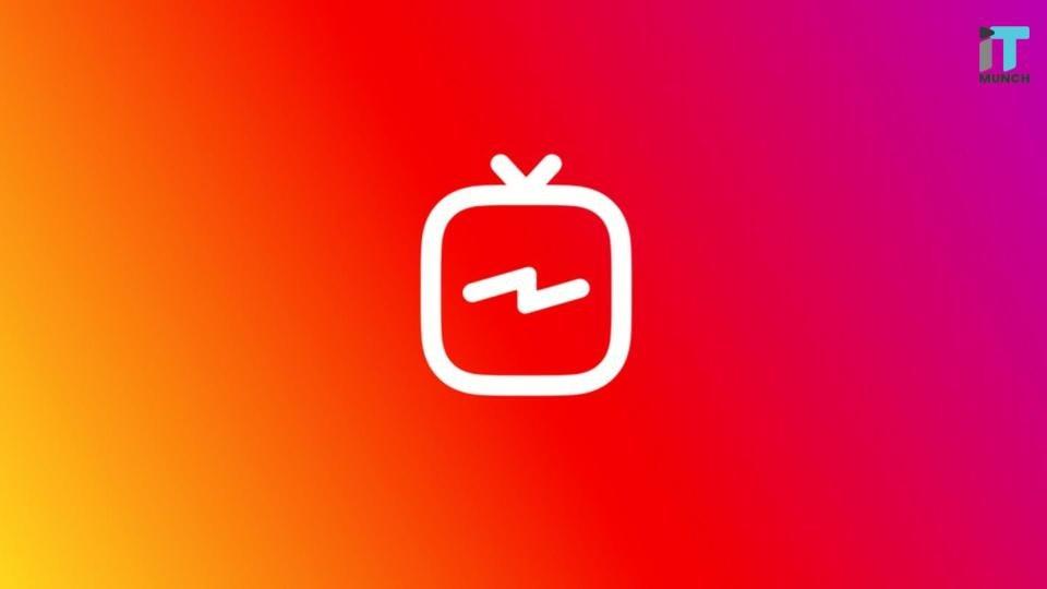 Instagram IGTV Button | iTMunch