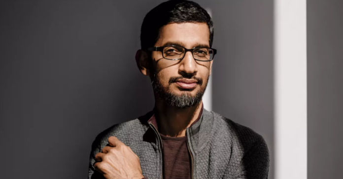 Sundar Pichai Google CEO I iTMunch