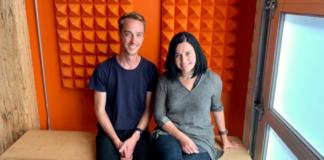 Kraftful founders Yana Welinder and Nicky Leach I iTMunch