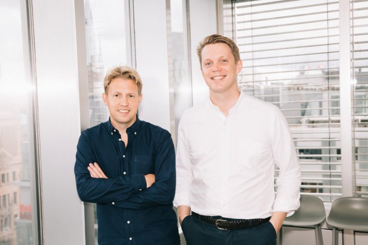 Tink founder and co-founder | iTMunch