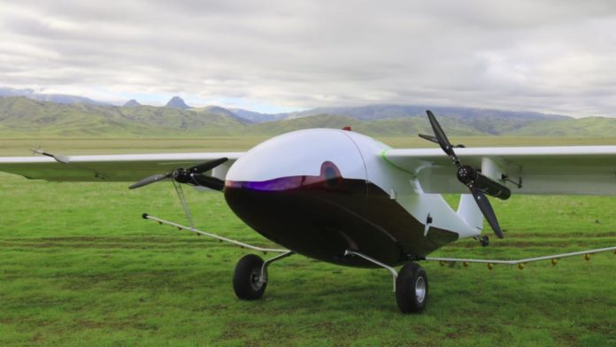 Pyka electric crop spraying drone | iTMunch