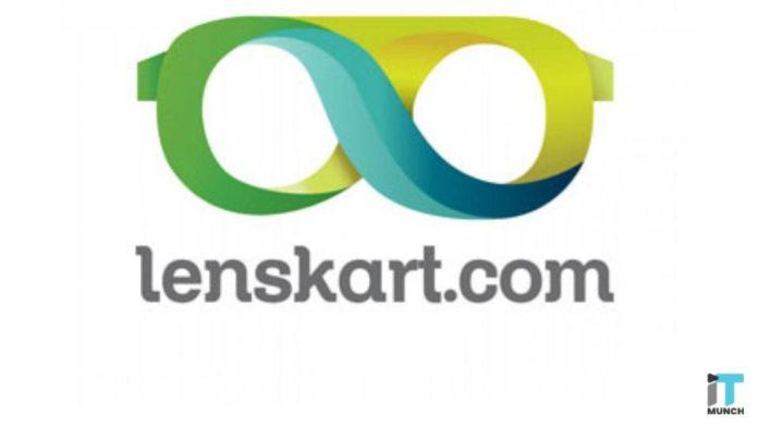 Lenskart logo | iTMunch