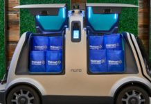 Autonomous grocery delivery by Walmart and Nuro | iTMunch