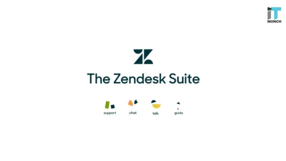 Zendesk suite | iTMunch