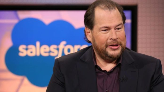 Marc Benioff CEO of Salesforce.com I iTMunch