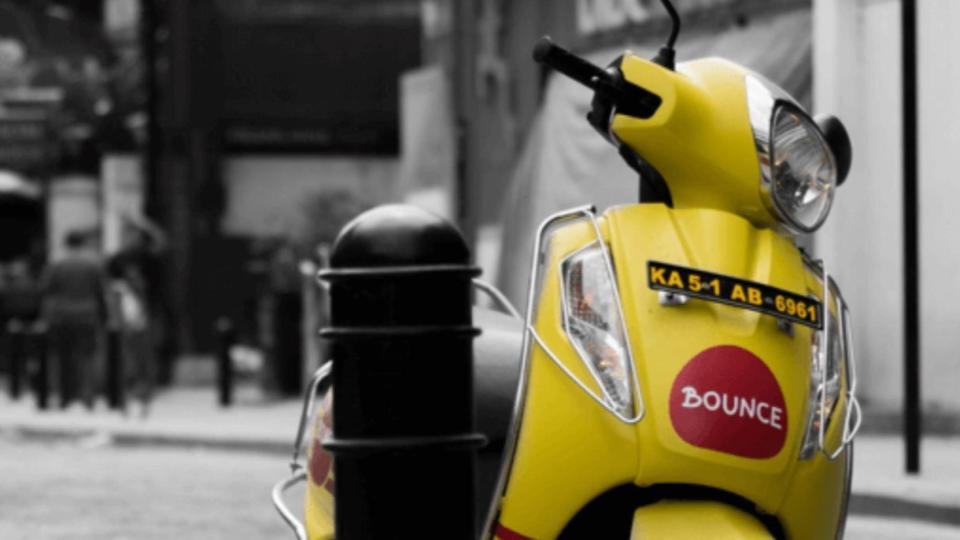 Rental scooters in India | iTMunch