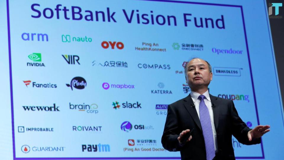 SoftBank vision fund | iTMunch