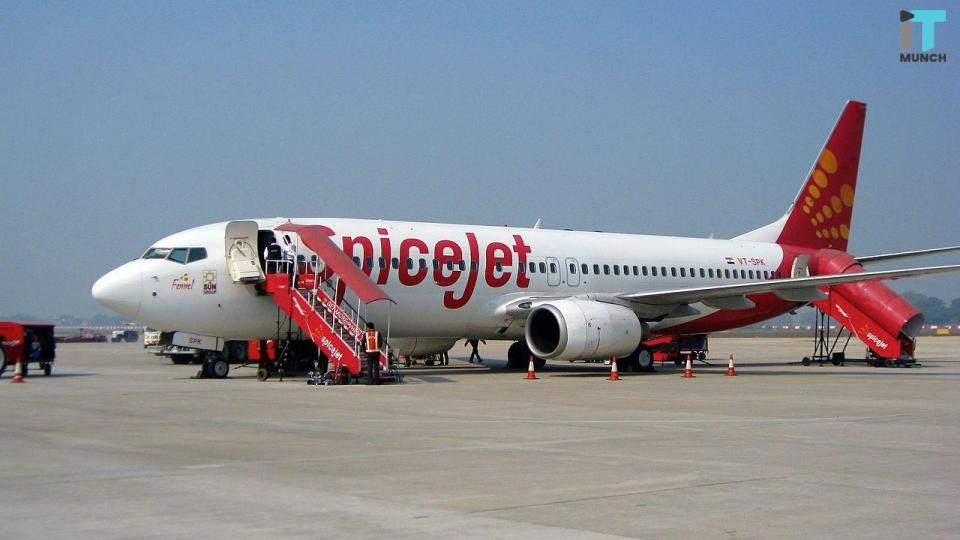 Data breach at SpiceJet | iTMunch