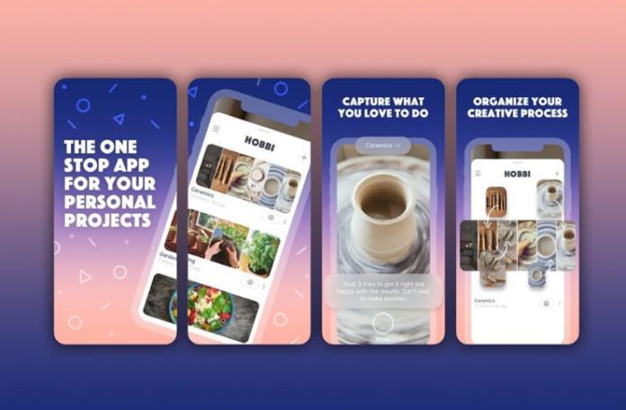 Hobbi- photo and video sharing app | iTMunch