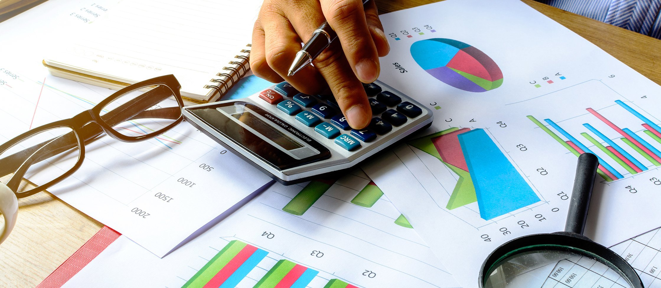 Finances and calculator | iTMunch