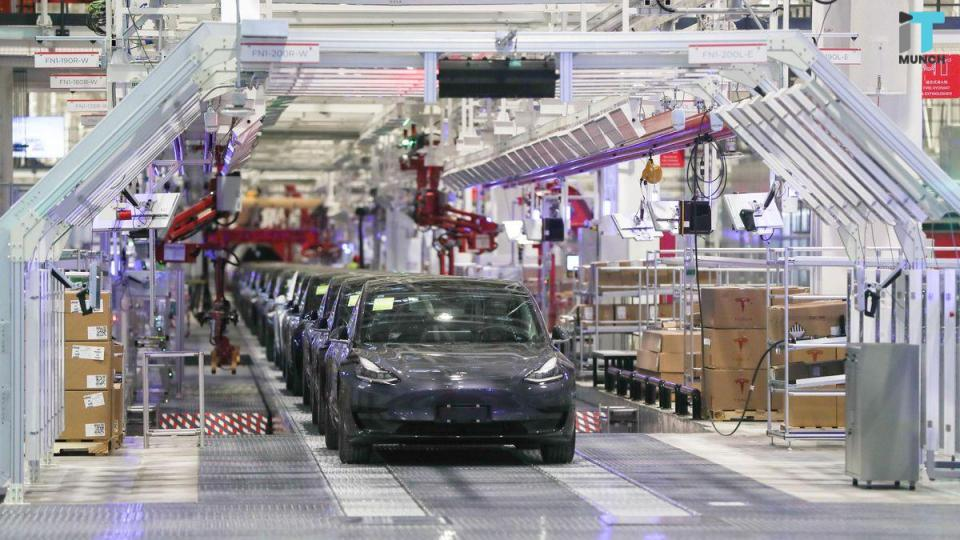 Tesla Shanghai factory closed down temporarily as an effect of Covid-19 | iTMunch