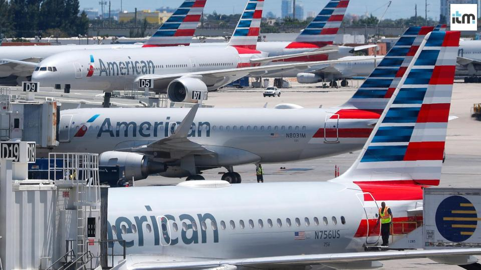 American airlines| iTMunch