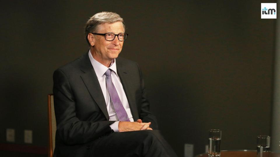 Bill Gates has moved down from the board of Microsoft | iTMunch