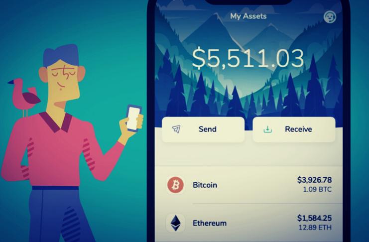 Crypto wallet app ZenGo starts savings mode