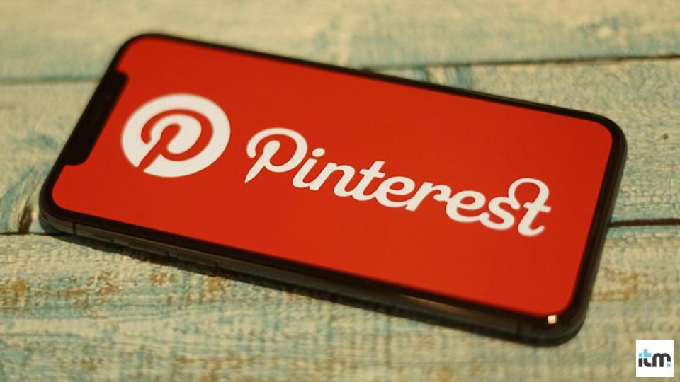 Pinterest on mobile | iTMunch
