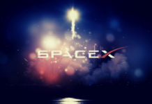SpaceX logo I iTMunch