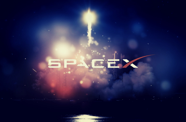 The first SpaceX Dragon spacecraft is exerting its ultimate flight