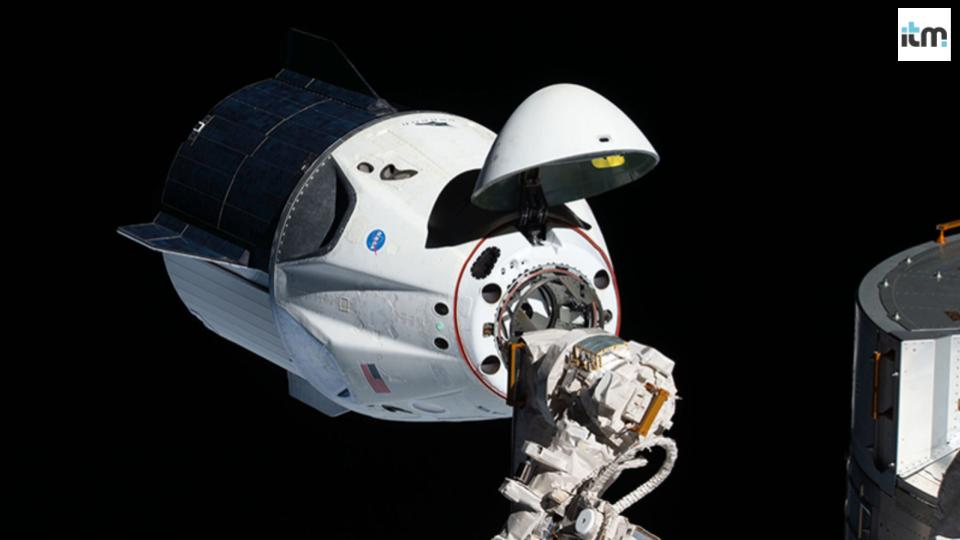 SpaceX Dragon spacecraft | iTMunch