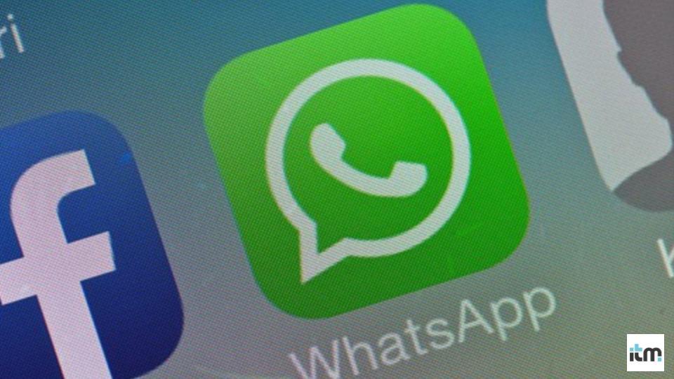 Whatsapp on phone | iTMunch