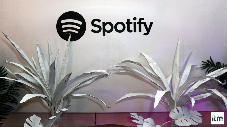 Spotify office space | iTMunch