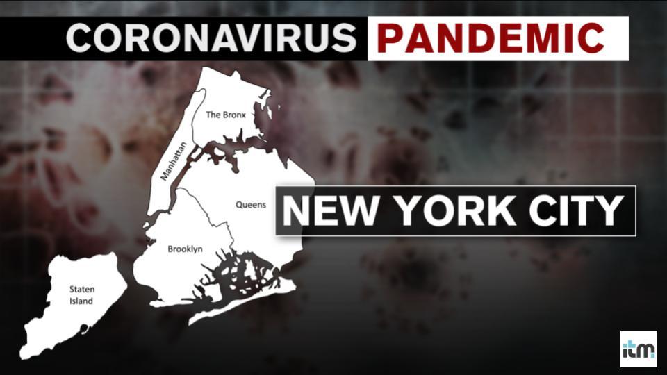 Corona Pandemic - New York City | iTMunch