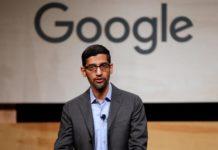 Google CEO Sundar Pichai   iTMunch