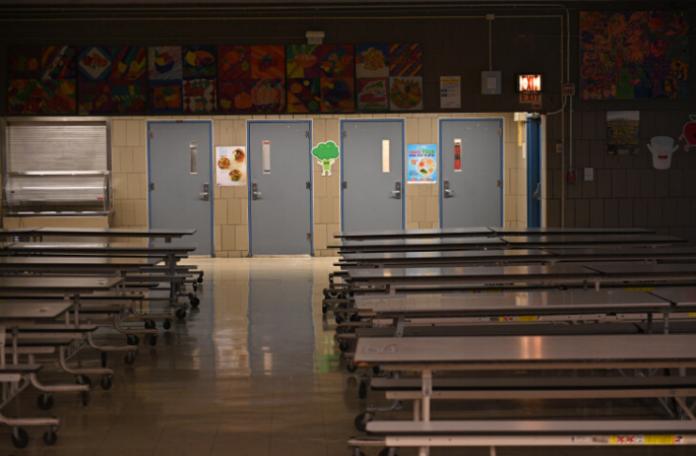 Empty Classroom | iTMunch