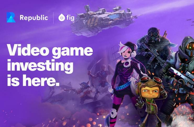 Republic obtains Fig, adding games to its startup crowdfunding program