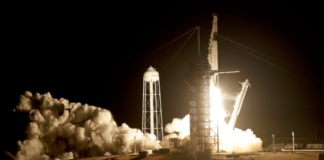 NASA and SpaceX launch their memorable first astronaut launch | iTMunch