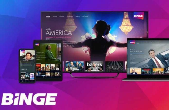 Foxtel's Binge streaming service | iTMunch