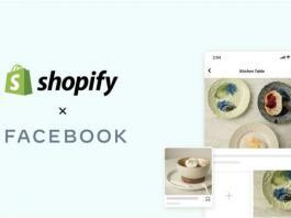 Shopify & Facebook launch Facebook Shops | iTMunch