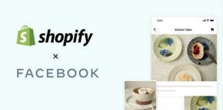 Shopify & Facebook launch Facebook Shops | iTMunch