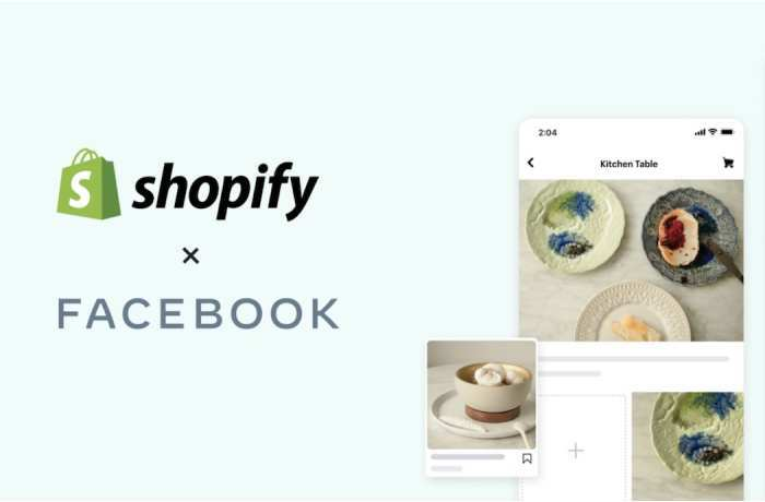 Facebook & Shopify launch Facebook Shops to promote small businesses