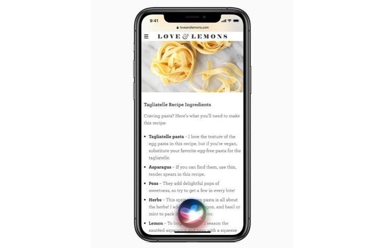 Siri - Apple WWDC 2020 | iTMunch