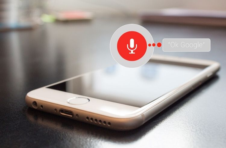 Voice search using smart devices | iTMunch