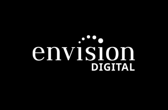 Envision Digital Logo | iTMunch