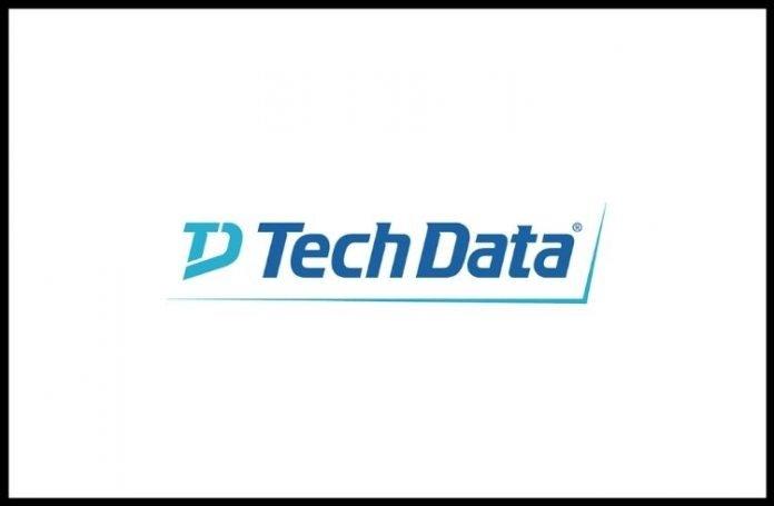 Tech Data Logo | iTMunch