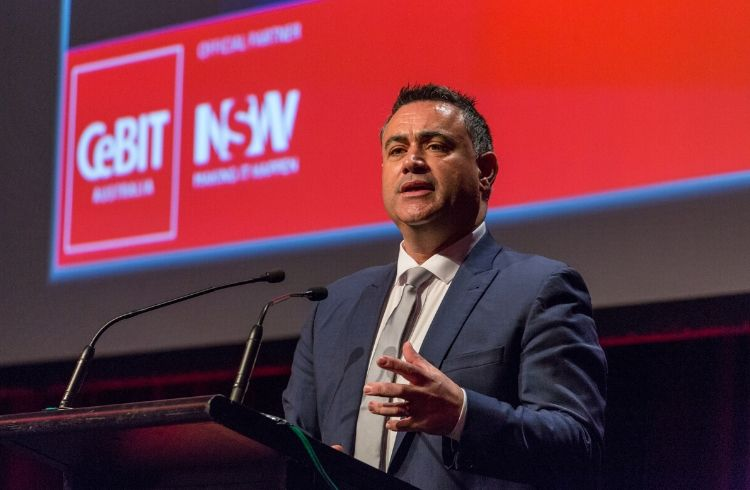 Deputy Premier and Minister for Regional NSW John Barilaro | iTMunch