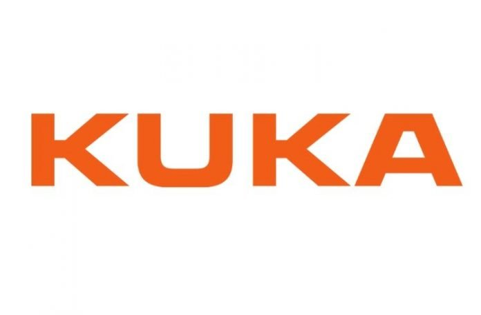 KUKA Robotics logo   iTMunch