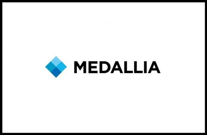 SaaS experience management vendor Medallia logo | iTMunch