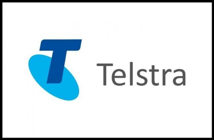 Telco Telstra logo | iTMunch