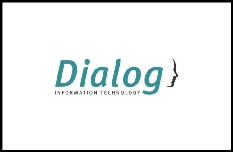 IT Company Dialog Information Technology Logo | iTMunch