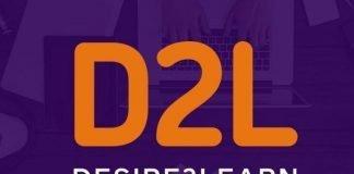 edtech D2L Logo | iTMunch