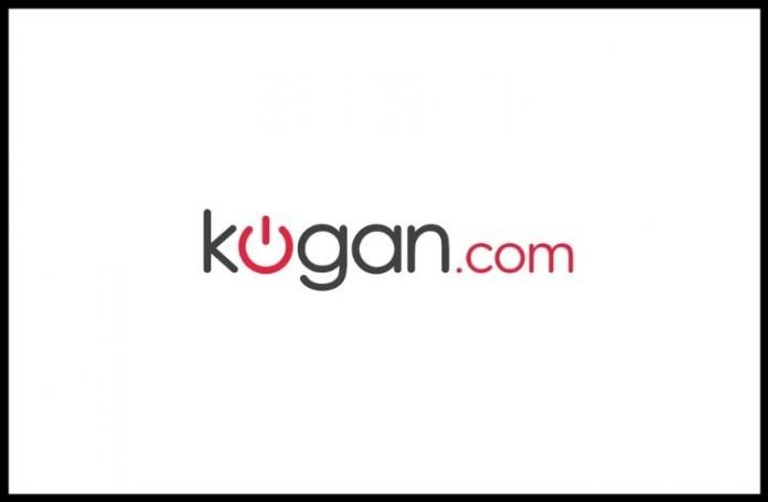 kogan.com logo | iTMunch