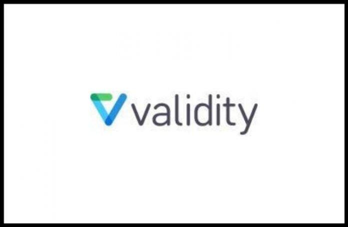 software company Validity | iTMunch