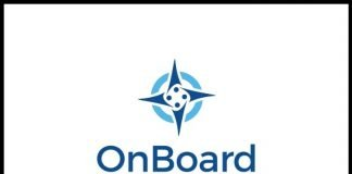 Virtual board management software Onboard logo | iTMunch